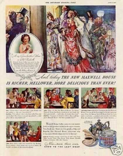 Maxwell House Coffee (1940)