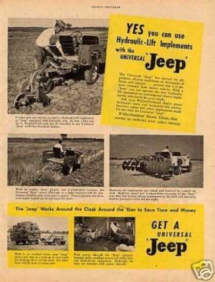 Willys Universal Jeep (1947)