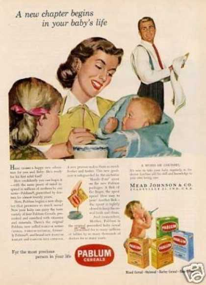 Vintage Food Advertisements Of The 1950s Page 24