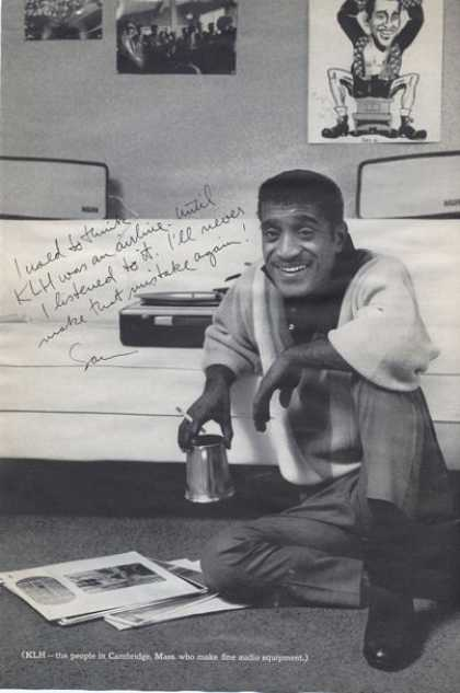 Klm Audio Sammy Davis Jr. (1965)