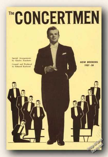 The Concertmen Photo (1957)