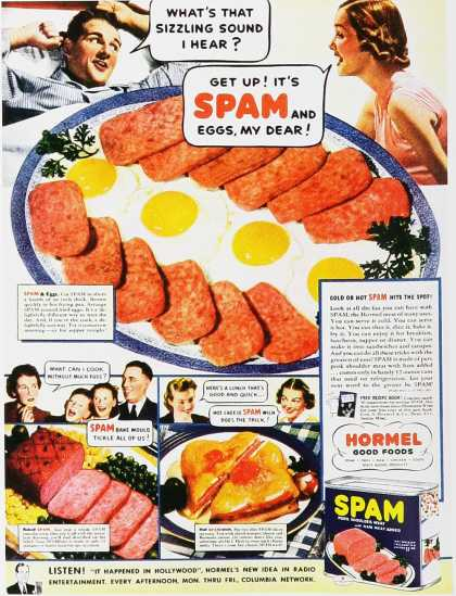 Hormel Spam
