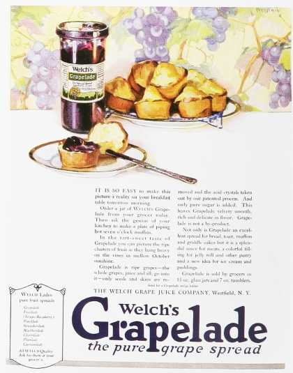 Welch's Grapelade