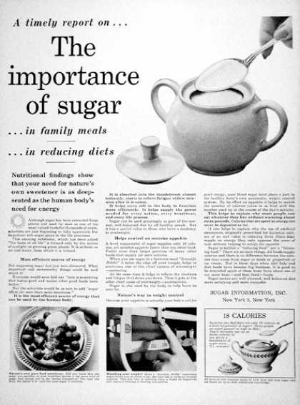 Sugar Information Inc. (1956)