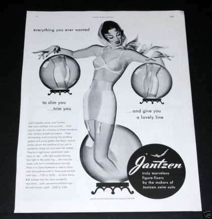 Old , Jantzen, Everything You Want (1950)