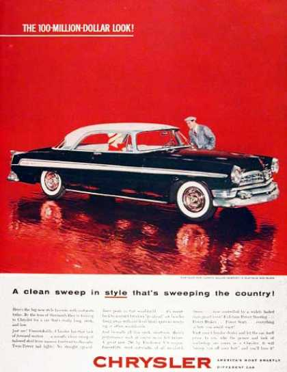 Chrysler New Yorker Newpo (1955)