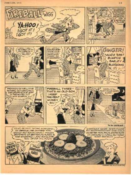 Post's Grape-Nuts (1948)