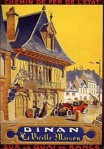 Dinan by Carembat (1900)