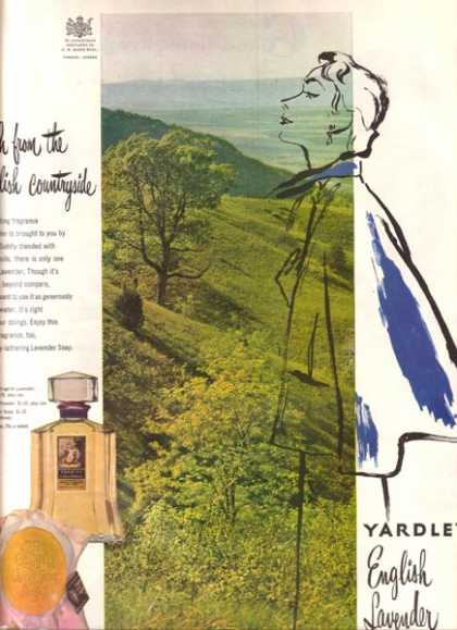 Yardley's English Lavender (1951)