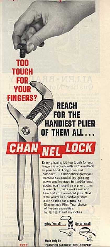 Channel Lock (1961)