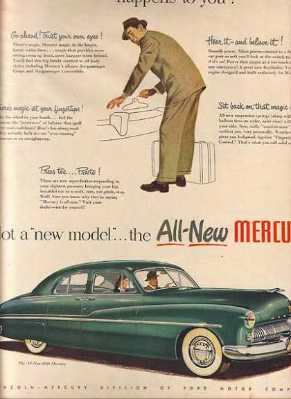 Ford's Mercury (1948)