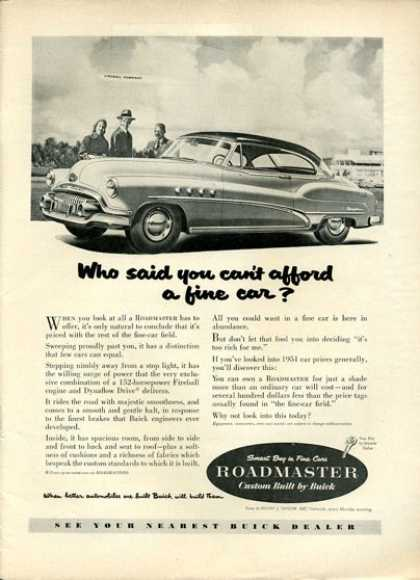 Buick Eight Roadmaster (1951)