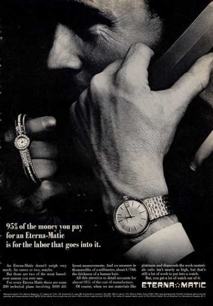 Eternamatic Watch (1965)