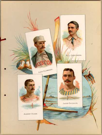 Allen & Ginter – Album of Worlds Champions – Image 10