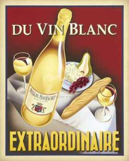 Du Vin Blanc Extraordinaire by Forney
