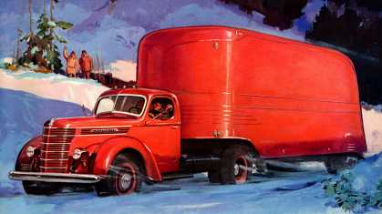 International Harvester heavy-duty trucks (1939)