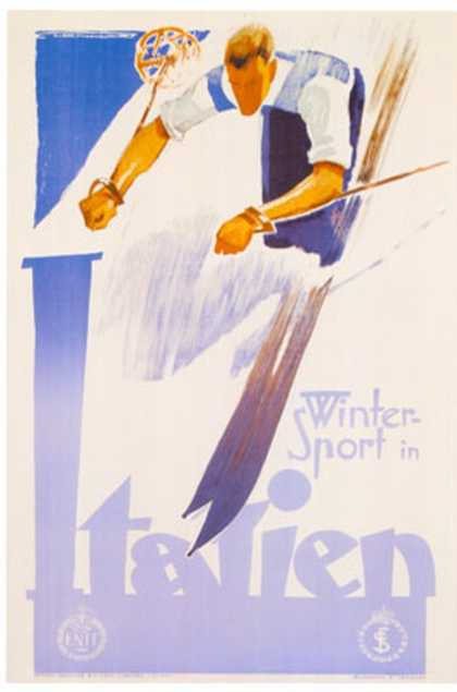 Winter Sports in Italien