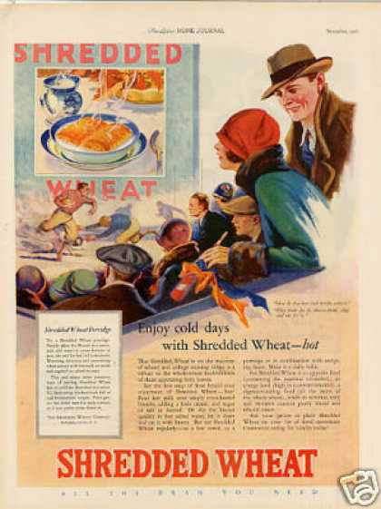 Shredded Wheat Cereal (1926)