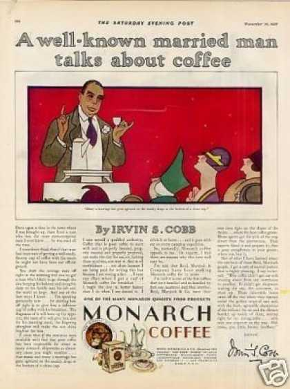 Monarch Coffee Color (1928)