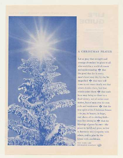 New York Life Insurance Christmas Prayer (1961)
