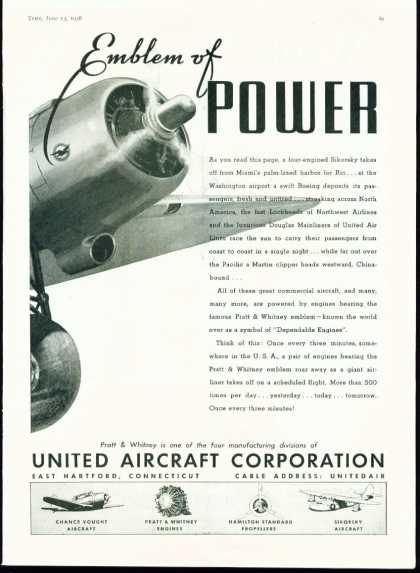 United Aircraft Corporatio