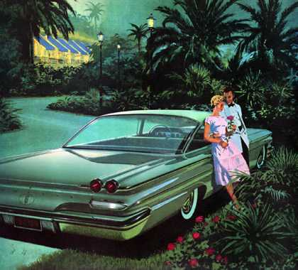 Pontiac Ventura Sports Coupe (1960)