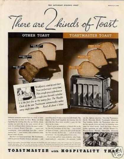 Toastmaster Toaster Color (1935)