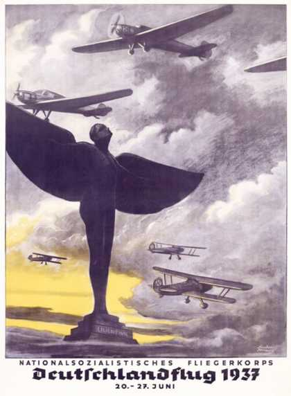 German Air Corps Flight (1937)