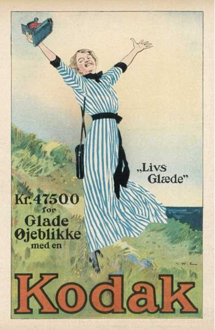 Kodak Advert (1913)