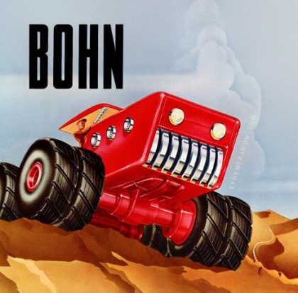 Tractor of Tomorrow Bohn Aluminum & Brass (1947)