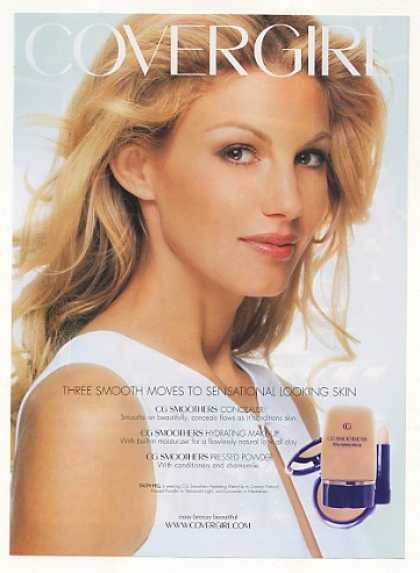 Faith Hill Cover Girl CG Smoothers Photo (2001)