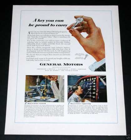 Gm, Key To a Greater Value (1951)
