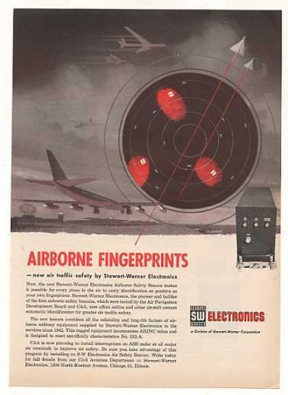 Stewart-Warner Airborne Safety Beacon (1956)