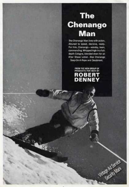 The Chenango Man Ski Theme Robert Denney Scent (1967)