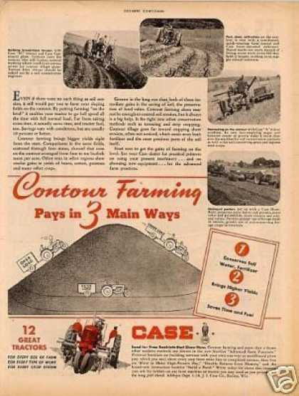 Case Tractor (1945)