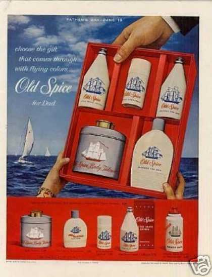 Old Spice (1960)