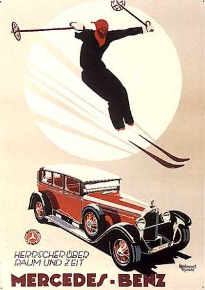 Mercedes-Benz by Offels Meyer (1925)