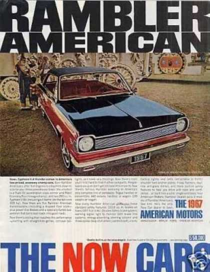 American Motors Rambler Car (1967)