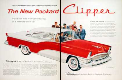 Packard Clipper Coup (1955)