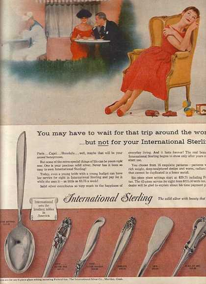 International Sterling's Cafe Armand (1956)