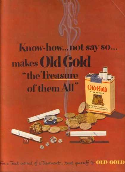 Old Gold (1948)