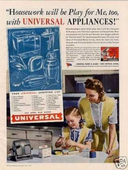 Universal Appliances (1945)