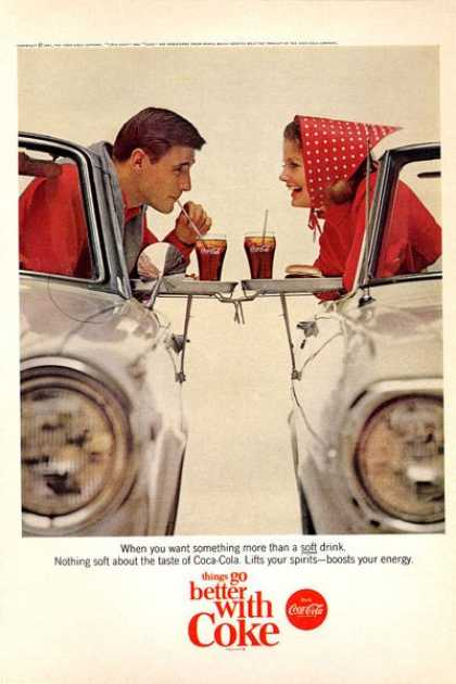 Coke Coca Cola Drive In Restaurant (1965)