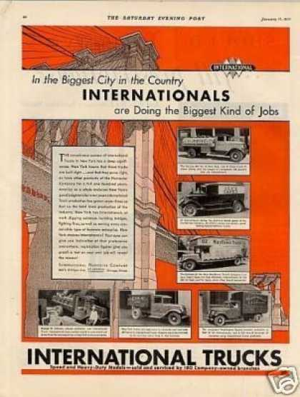 International Trucks (1931)