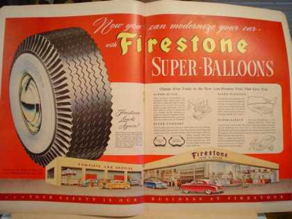 Firestone Tires Service Center GREAT 2 PG (1949)