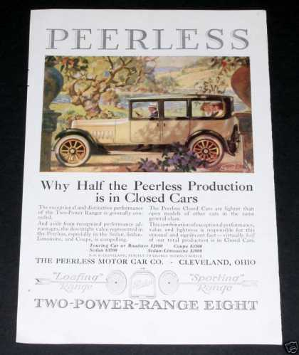 Peerless Roadster, Motor Car (1919)