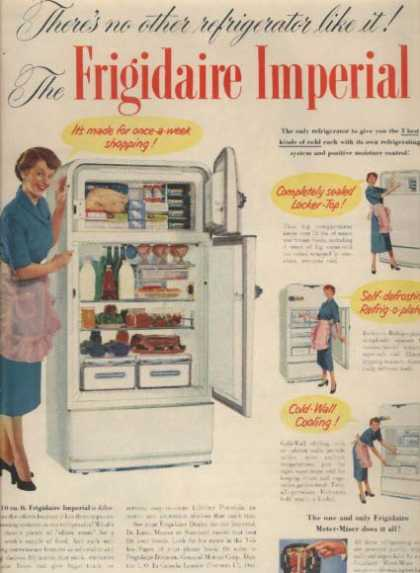 Vintage Household Ads Of The 1950s Page 47
