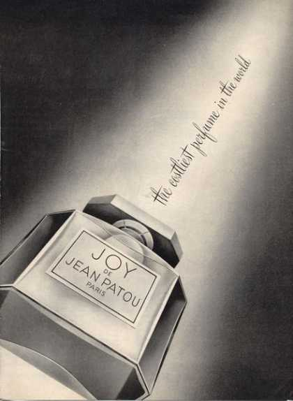 Joy Jean Patou Perfume Bottle (1947)