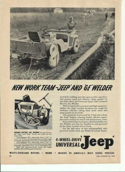 Universal Military Jeep (1949)