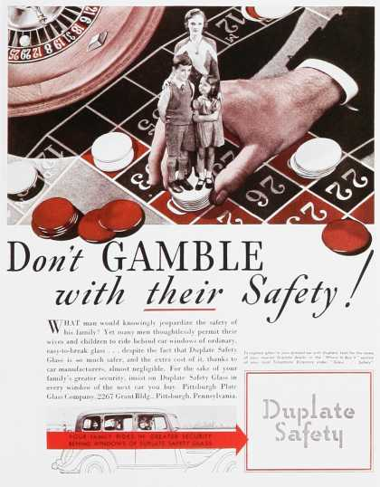 Duplate Safety